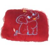 02011.1  Плюшена възглавница  слонче