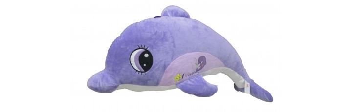 15387  Музикален плюшен  делфин 85 см