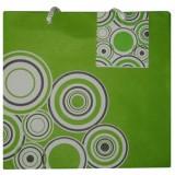 03114 Подаръчни торби в пакет по 10 различни цвята 17на 17 на 6 см