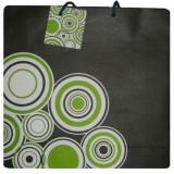 03112 Подаръчни торби в пакет по 10 различни цвята 25 на 24 на 8 см