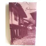 02114 Хартиена торба с изгледи от България 24 на 14 см