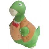03052 Декоративна керамична фигура на динозавърче 16 см