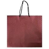 03118 Подаръчни торби в пакет по 10 различни цвята - лукс 25 на 24 на 8 см