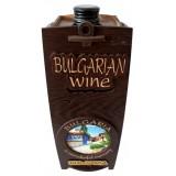 03192.9 Кутия с вино 250 мл - BULGARIA
