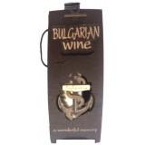 03192.11 Кутия с вино 250 мл с котва