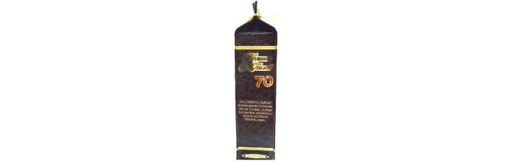 03226.8 Кожена бутилиера Честит Юбилей 70г. 750 мл