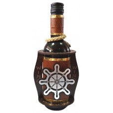 03230 Бутилка вино с рул 20 см