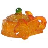 04007 Цветна бижутерка слонче 10 см