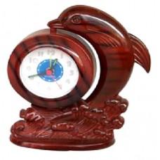 05005 Часовник с делфин 12 см