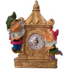 05024 Часовник с гномчета 12 см