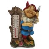 05026.2 Термометър с гномче 15 см
