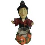 05042 Свещник подходящ за Хелоуин 15 см