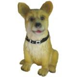 05044.1 Декоративно куче от полирезин 12 см