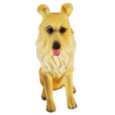 05049.6 Декоративна фигура на куче 15 см