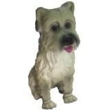 05049.3 Декоративна фигура на куче 15 см