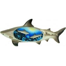 06034 Акула морско дъно 25 см