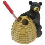 06076 Моливник с мечка 10 см