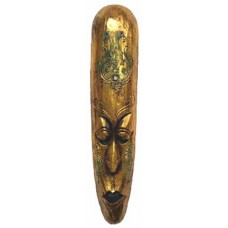 07019 Сувенирна дървена маска 50 см