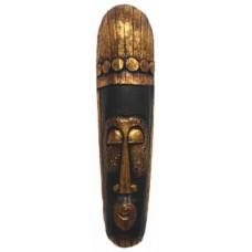 07082 Сувенирна дървена маска 50 см