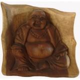 07114 Буда от дърво 12 см