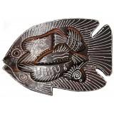 07157 Пъзел риба 25 см