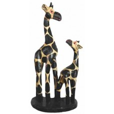 07184.2 Жирафи дървени 30 см