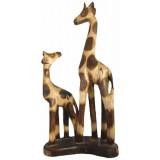 07184.1 Жирафи дървени 30 см