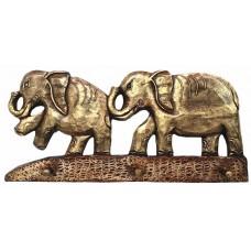 07260 Пано за стена слон 20/50 см