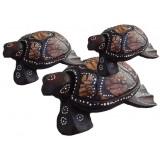 07200 Комплект костенурки  13, 15, 20 см