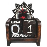 07353.2 Календар със слънце 10 см