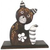 07296 Салфетник котка 15 см