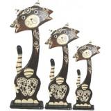 07347 Комплект котки 30, 40, 50 см