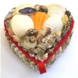 09169 Бижутерка сърце 10 см