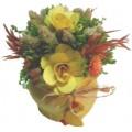 12015 Сухи цветя в саксия 14 см