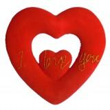 14096 Червено сърце 18 см