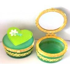14104.2 Бижутерка кръгла с огледало 8 см