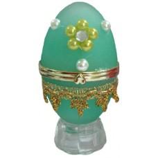14109 Бижутерка яйце 12 см