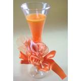 14272.2 Ароматна свещ в чаша 20 см