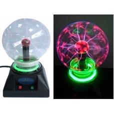 14288 Плазмена нощна лампа със светкавици 22 см