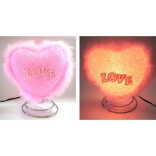 14303 Нощна лампа LOVE 20/16 см