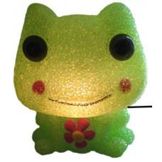 14307 Нощна лампа жаба 23/12 см