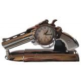 14339 Пистолет с часовник 25 см