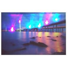 14370.9 Картина светеща 40/50 см