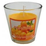 14388.2 Ароматна свещ Портокал в чаша 7 см