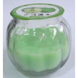 14390.2 Ароматна свещ Ябълка в бурканче 6 см
