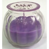 14390.4 Ароматна свещ Лавандула в бурканче 6 см