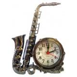 14416 Часовник саксофон 20 см