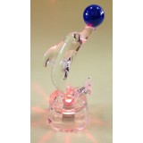 15029 Делфин стъклен 10 см