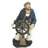 15076 Капитан на рул 28 см