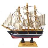 15082 Кораб дървен 12 см